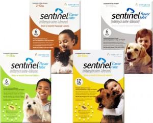 Get Sentinel at 1-800-PetMeds.com