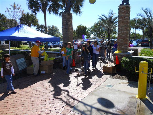 Doggie Palooza was held on January 28th, 2012 in Plantation, FL.