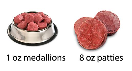 Instinct Raw Dog Food Patties