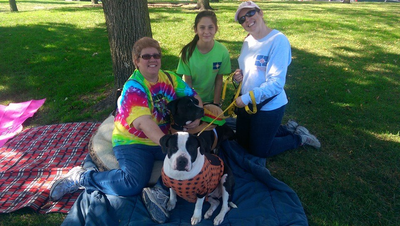 Indianapolis ACC won the Shelter Appreciation Week Contest!