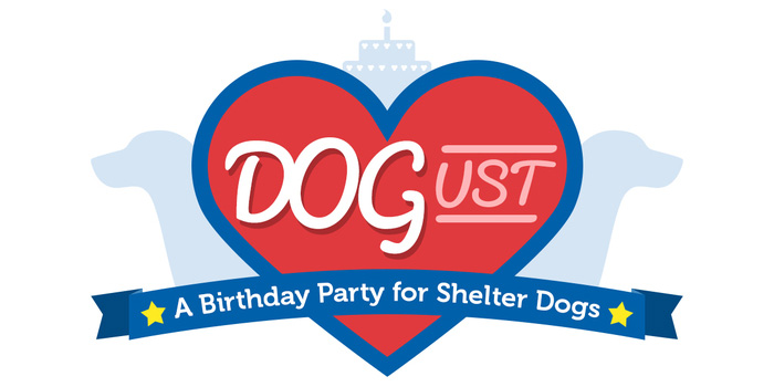 Celebrate DOGust, the shelter dog birthday