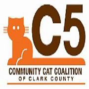 The Community Cat Coalition of Clark County logo