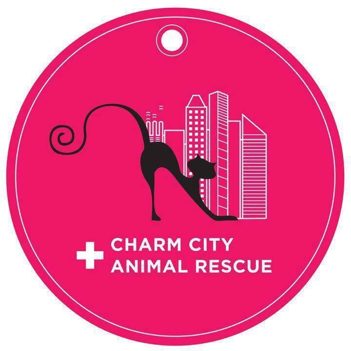 Charm City Animal Rescue logo