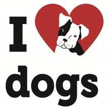 I Heart Dogs Animal Haven and Rescue Logo